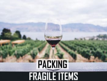 how to pack fragile items in luggage for travel cover image