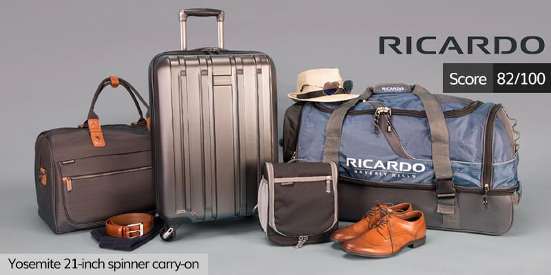 a398dd7ba Ricardo Luggage - 2019 Brand Review and Rating - Clever Journey