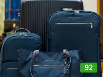 briggs and riley luggage review: 92 out of 100