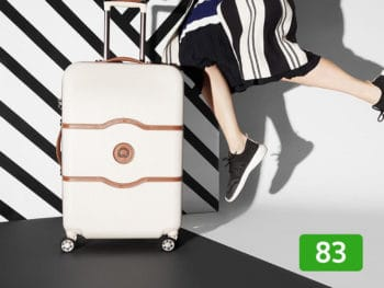 Delsey luggage review cover photo