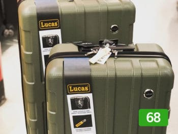 lucas luggage review: 68 out of 100