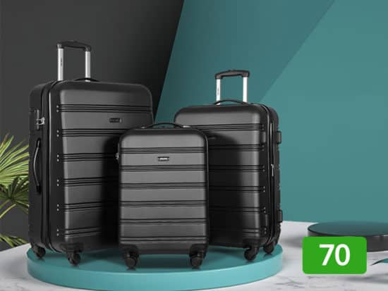 Merax luggage review: 70 out of 100
